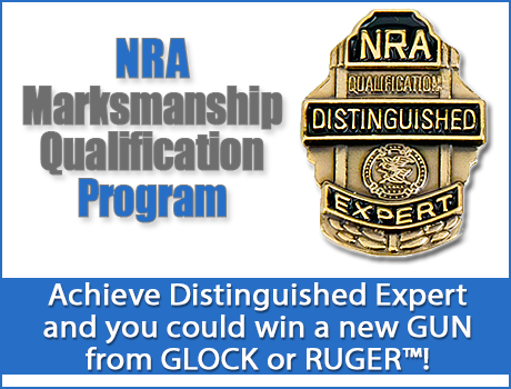NRA Marksmanship Qualification