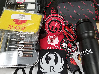 Ruger Award Package items ADFG HEDR MQP 2019